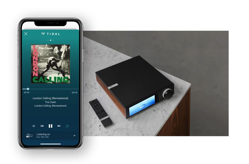 Cambridge Audio Evo 75 App